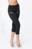 Bootybreak Crop Legging - Black