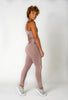 Jett Legging - Dusty Rose