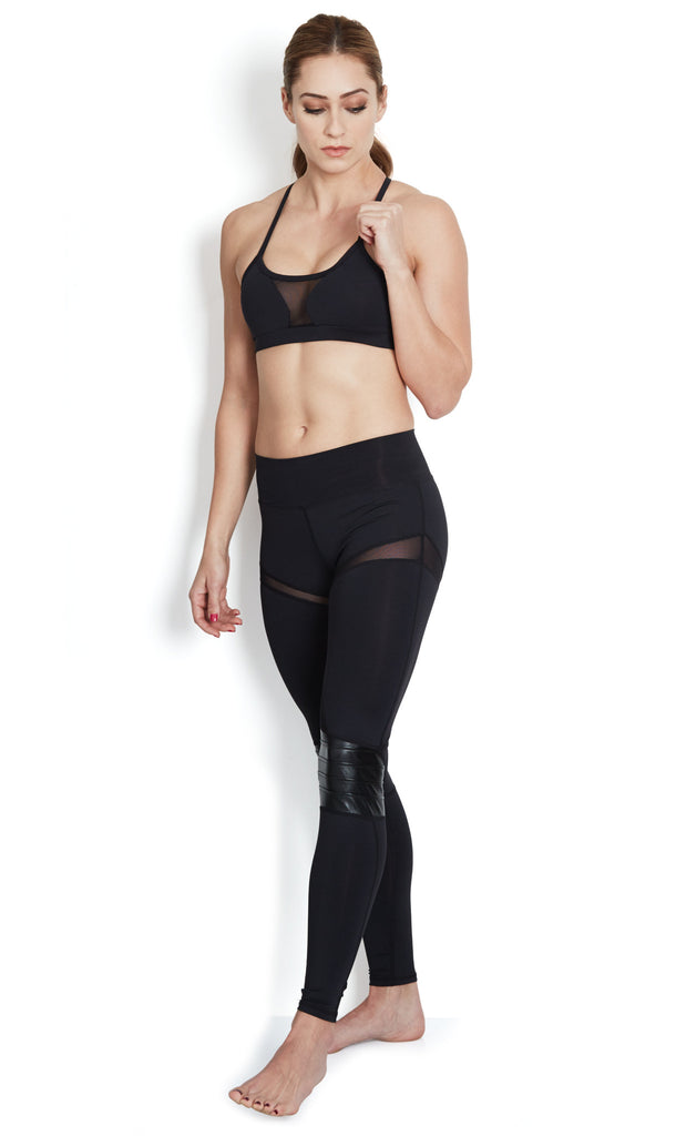 BELO Bootybreak Legging Black