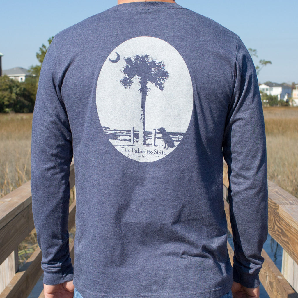 Palmetto State Long Sleeve Tee