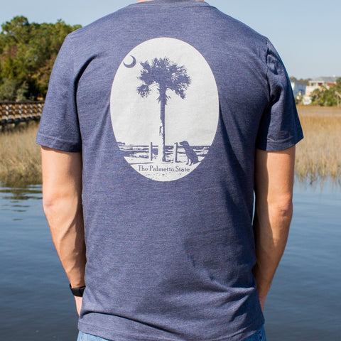 Palmetto State Adult Tee