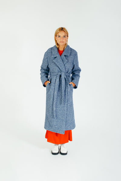 9777 - SEBASTIAN COAT | BLUE