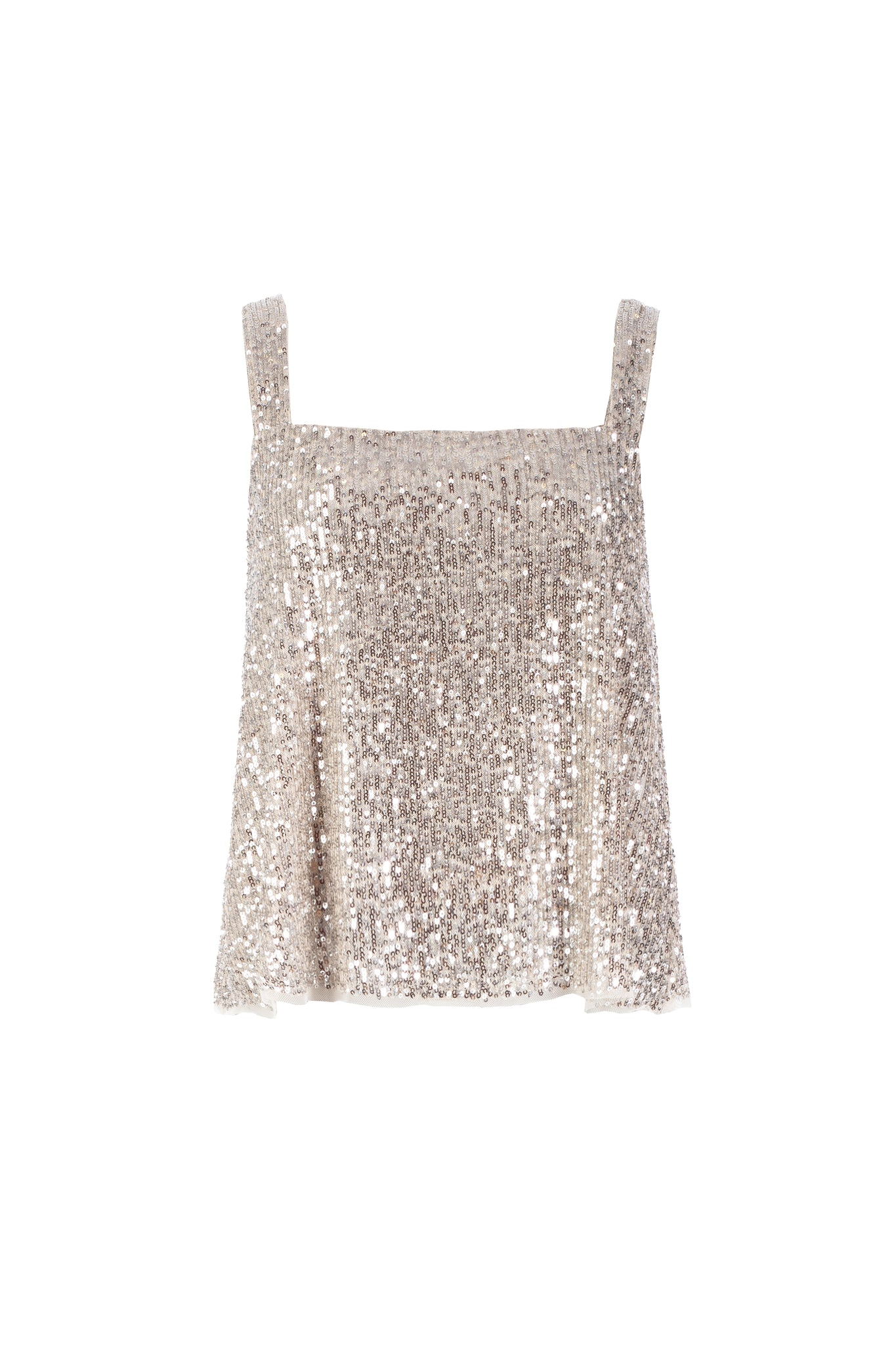 9774 - OUANI - SEQUINS TOP -BYOU by Patricia Gouveia