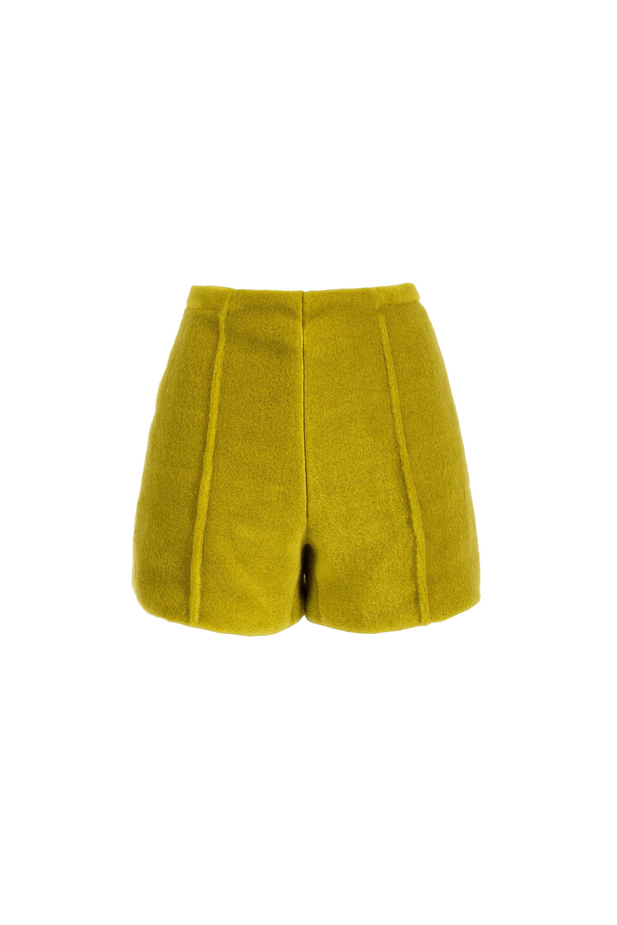 Surprise | pear green shorts [by Mafalda Patrício]