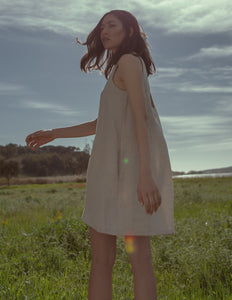 Lilly | linen short dress