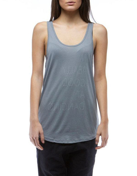 good hYOUman dancing tank top