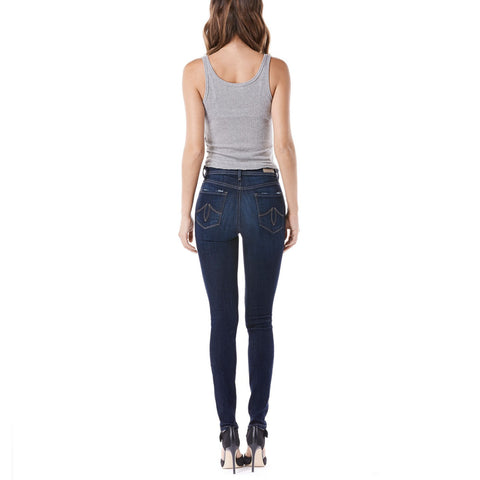 level 99 tanya high rise skinny in cache