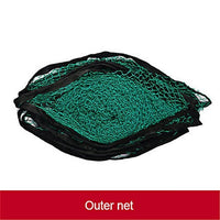 Golf Outdoor Large Practice Net Trainer Stimulator
