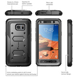 Samsung Galaxy S7 Active Armorbox - Heavy Duty Case with Clip - AVT Express  - 8