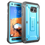 Samsung Galaxy S7 Active Beetle Pro Case [Heavy Duty Belt Holster Case] - AVT Express  - 5