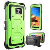 Samsung Galaxy S7 Active Armorbox - Heavy Duty Case with Clip - AVT Express  - 6