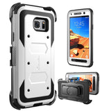 Samsung Galaxy S7 Active Armorbox - Heavy Duty Case with Clip - AVT Express  - 9