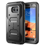 Samsung Galaxy S7 Active Armorbox - Heavy Duty Case with Clip - AVT Express  - 5