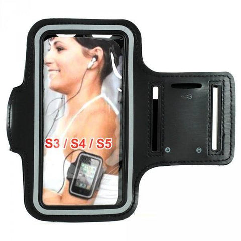 Samsung Galaxy S5 Sports Armband (S3 and S4 Compatible) - AVT Express  - 1