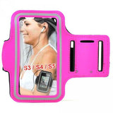 Samsung Galaxy S5 Sports Armband (S3 and S4 Compatible) - AVT Express  - 2