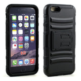 Apple iPhone 6/6S 4.7 Armor Shell Holster Combo Belt Clip - AVT Express  - 2