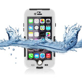 Apple iPhone 6/6S Plus 5.5 Waterproof Clear Armor Defender Case - AVT Express  - 3