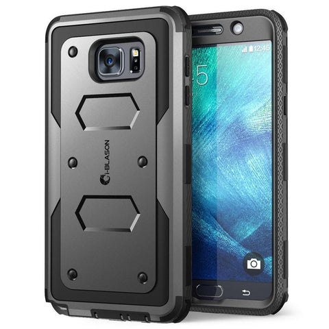 i-Blason Armorbox Dual Layer Hybrid Full-body Protective Case For Samsung Galaxy Note 5 - AVT Express  - 1