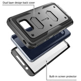 i-Blason Armorbox Dual Layer Hybrid Full-body Protective Case For Samsung Galaxy Note 5 - AVT Express  - 2