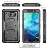 i-Blason Armorbox Dual Layer Hybrid Full-body Protective Case For Samsung Galaxy Note 5 - AVT Express  - 5