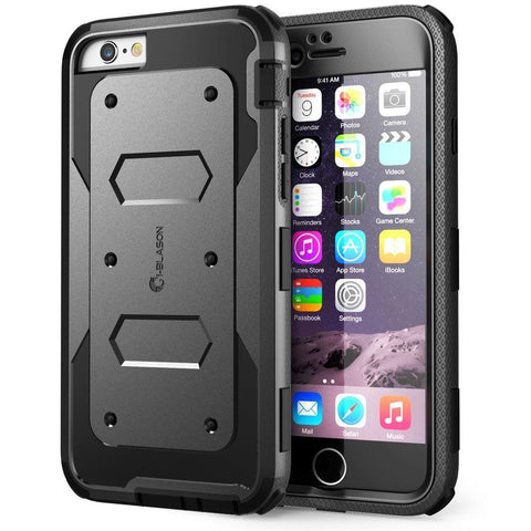 iPhone 6/6s Plus i-Blason ArmorBox Case with Build-in Screen Protector - AVT Express  - 1