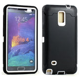 Samsung Galaxy Note 4 Armor Defender Case with Screen - AVT Express  - 1