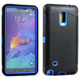 Samsung Galaxy Note 4 Armor Defender Case with Screen - AVT Express  - 2