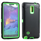 Samsung Galaxy Note 4 Armor Defender Case with Screen - AVT Express  - 3