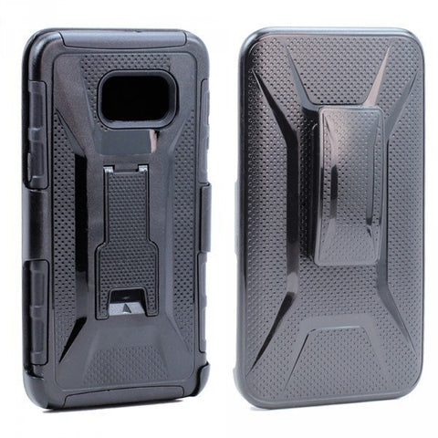 Samsung Galaxy S6 Edge Plus Holster Combo Belt Clip Case - AVT Express  - 1