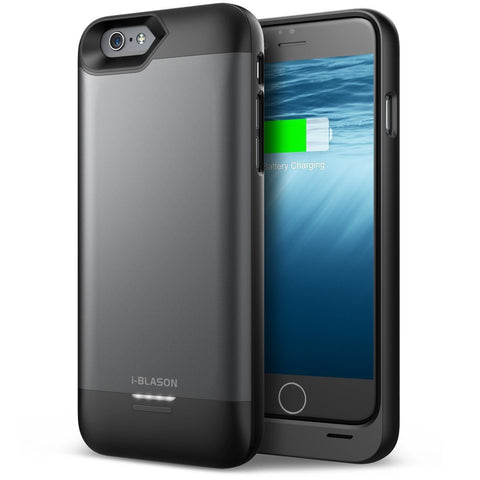 i-Blason iPhone 6s Plus Battery Case, MFI Certified - AVT Express  - 1