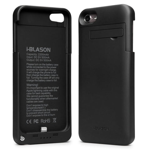 I-Blason iPod Touch 5G Lightning Battery Case - AVT Express  - 1