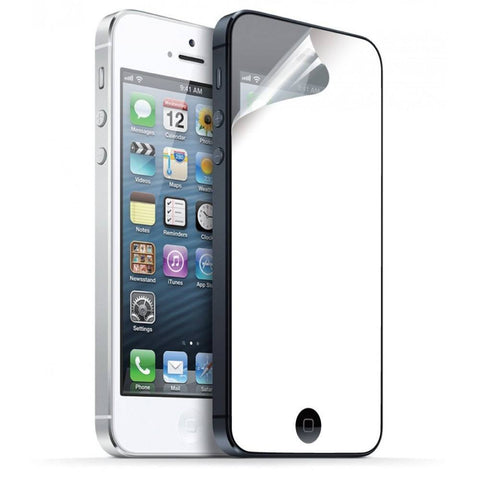 Mirror Screen Protector for iPhone 5 5C 5S - AVT Express