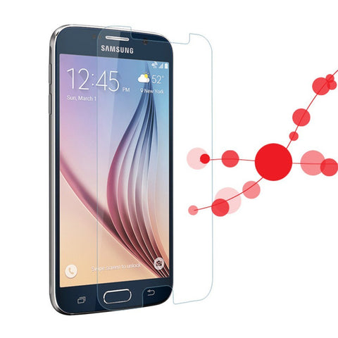Samsung Galaxy S6 Tempered Glass Screen Protector (Glass) - AVT Express  - 3