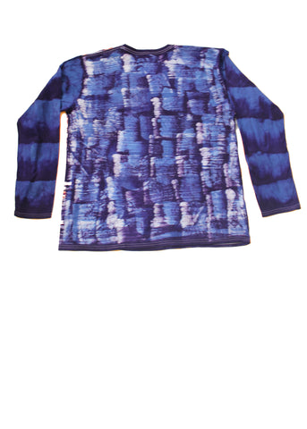 Cola nuts blue long sleeves