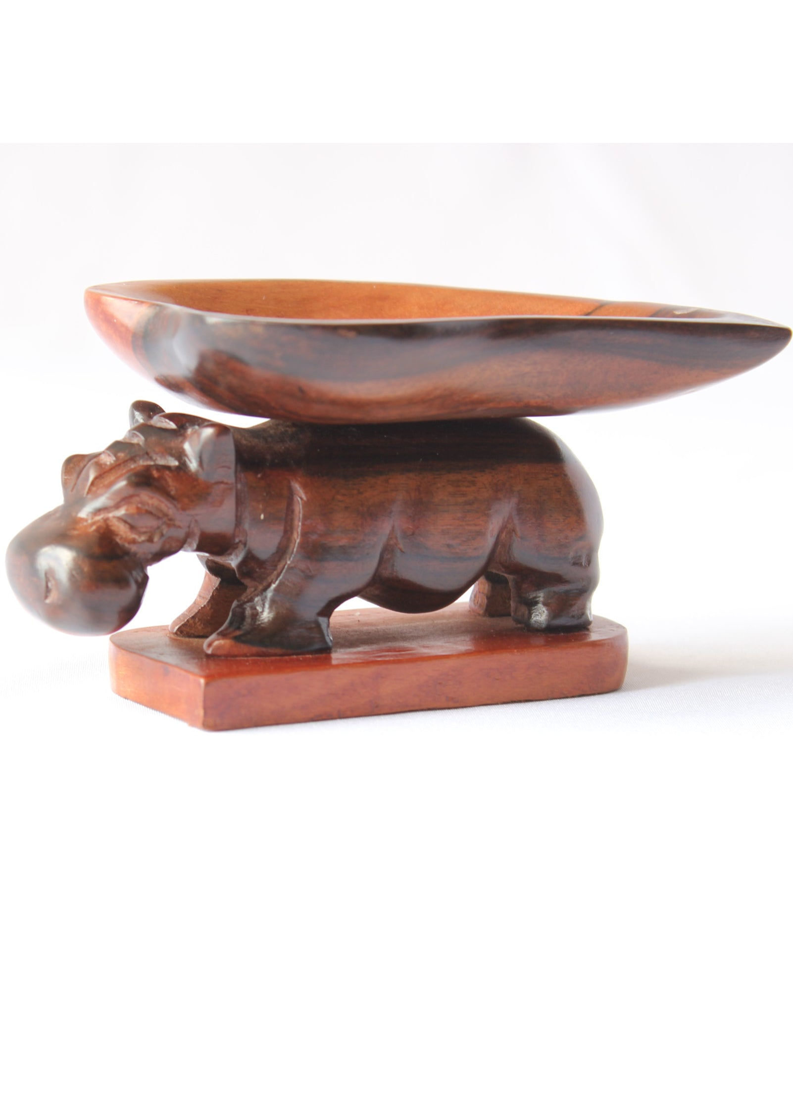 Hippo Carving