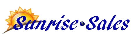 sunrise sales logo