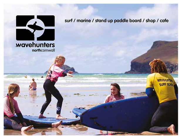 Wavehunters Brochure