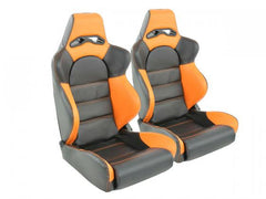 SPORT SEATS - Reclinable