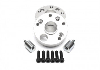 Wheel spacer adaptor set 40mm each side / 80mm per axle / 4x100 to 5x112