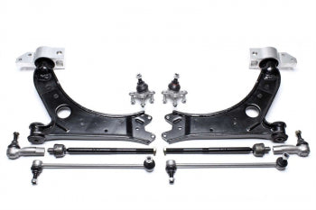 "Control arm kit / set ""big package"" Audi A3 type 8P"