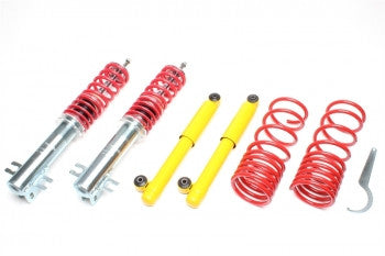 Fiat Seicento type 187, year  98 - 09 Coilover Kit