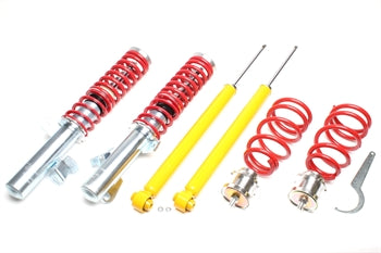 Ford Focus II , type DA year 2005 - 2012  Coilover kit