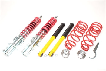 Volvo S70, type LS excl. AWD model year 1997 - 2000 Coilover kit