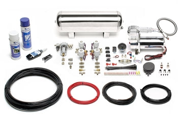 Opel Corsa D (type S-D) Air Ride Suspension kit