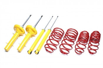 Seat Ibiza type 6K year 1994 - 1999  Sports Suspension kit  lowering -80mm/60mm