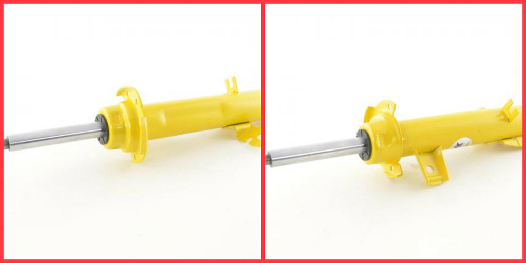 Mini Cooper R56/57/58  from 2006 shock absorbers 2x front