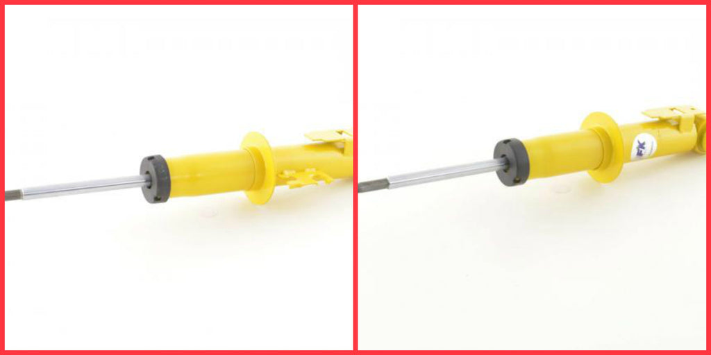 Mini Cooper R56/57/58  from 2006 shock absorbers 2x rear