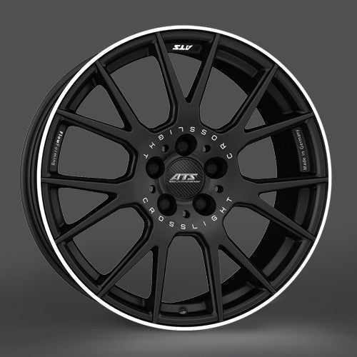 ATS Crosslight 8.5x19  5 stud alloy wheel