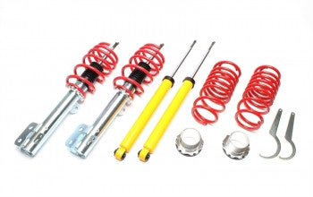 Toyota Yaris P9 + P13 Coilover kit  from 01/2006