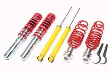 Seat Leon  type 1M Coilover kit  year 2001 - 2006 excludes Quattro